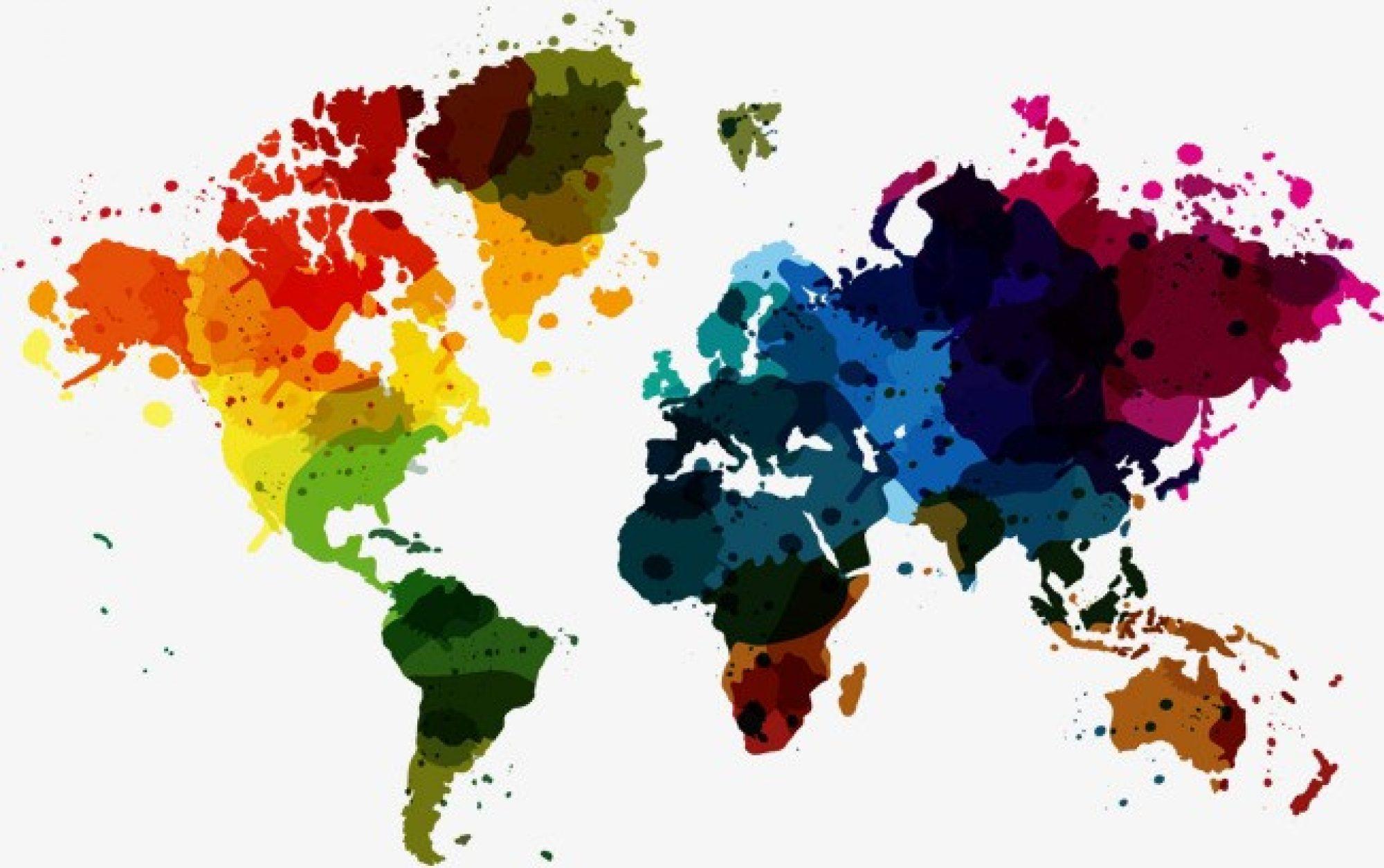 Dando una vuelta por el mundo